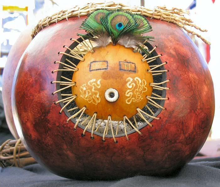 Festival of gourds
