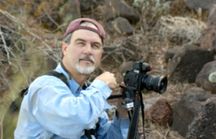 Photographer Howard Paley