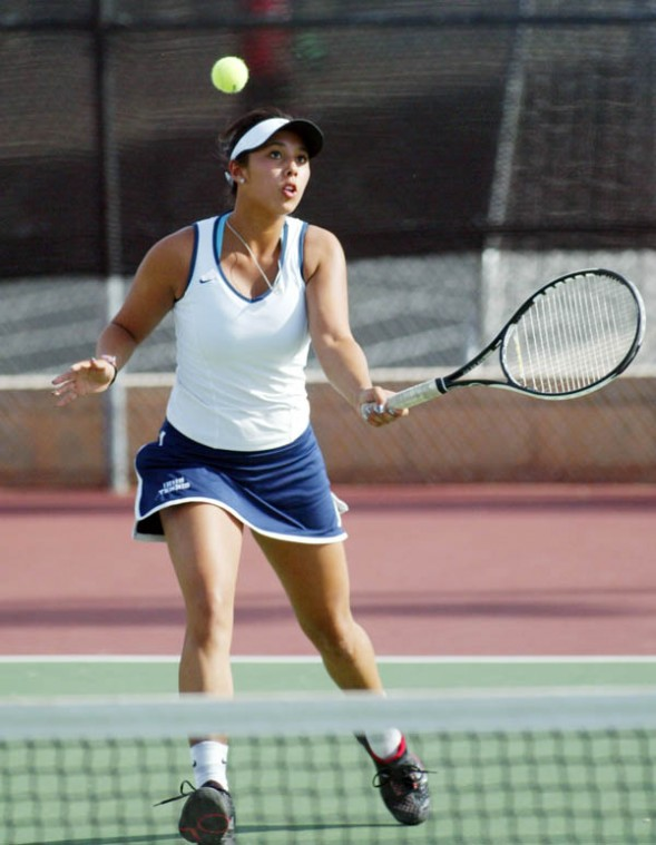 Ironwood Ridge Vs Mountain View Tennis