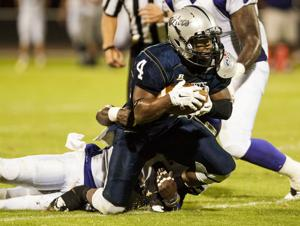 Donovan Moore Pima football
