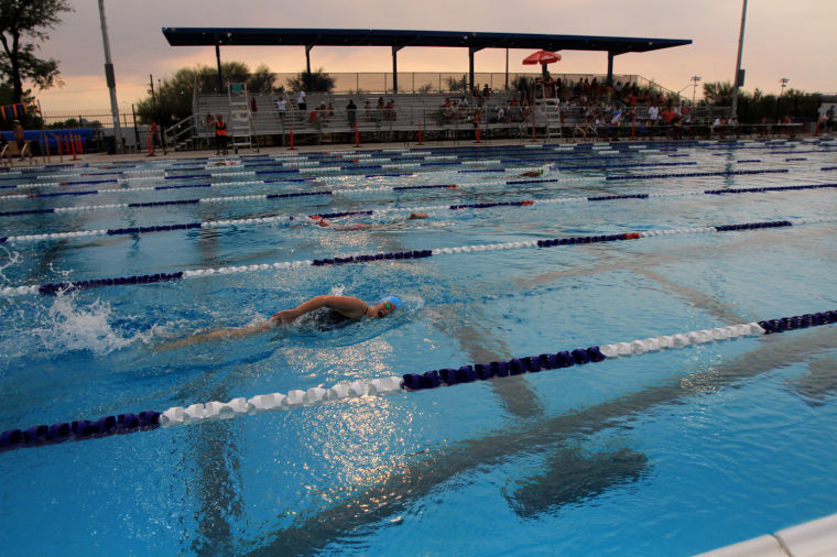 Oro Valley Open swim meet