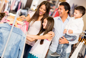 Back-to-school Shopping On A Budget: With some research and following guided tips, back-to-school shopping can be a pleasant experience. - Andres Rodriguez - Fotolia.com