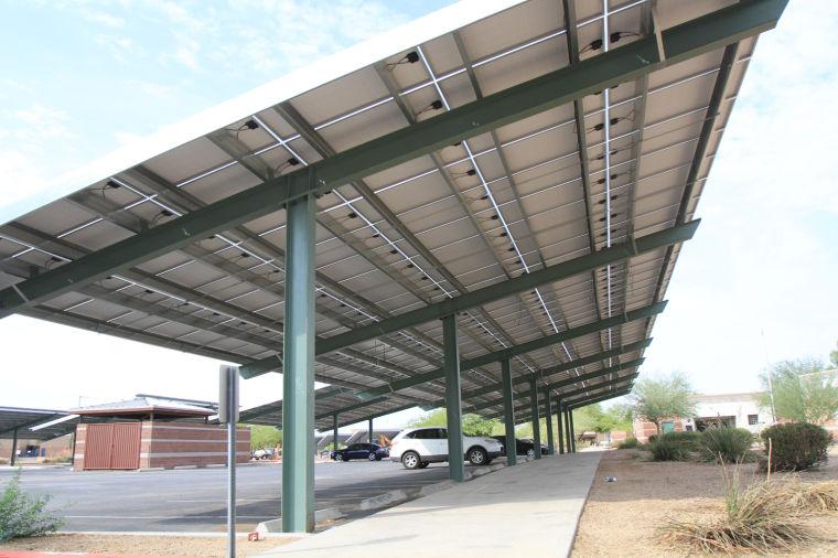 MUSD Solar Panels