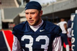 Carey looks toward UA bowl game