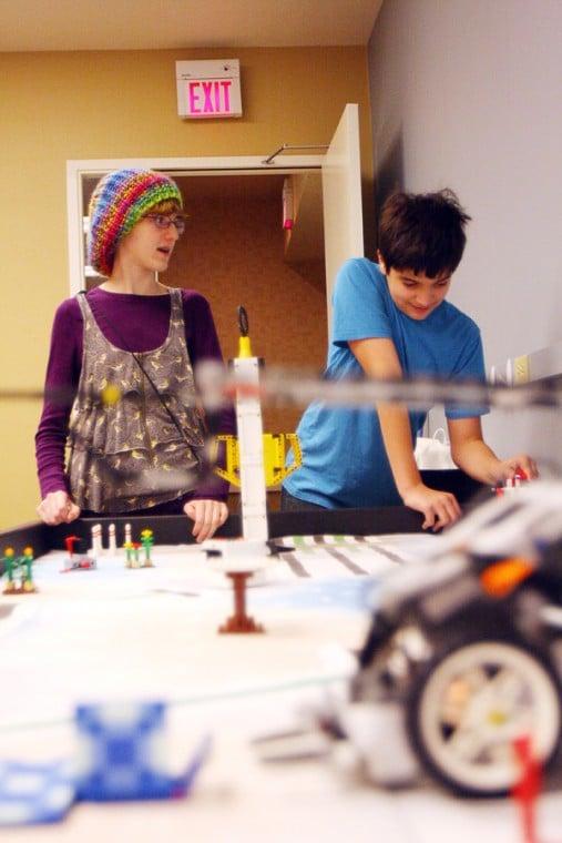 LEGO Robotics