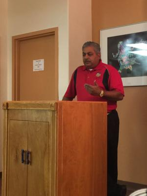Mayor Hiremath lays out town's plan to Jewish Community