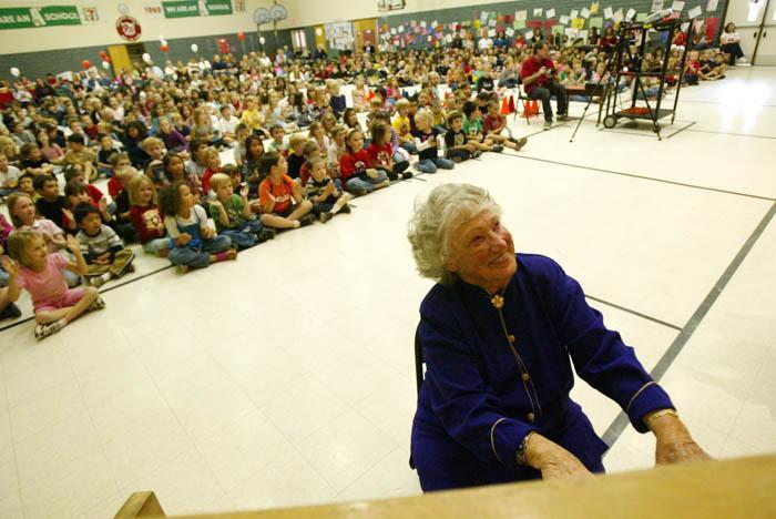 School reaches 50; principals talk of their time