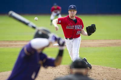 U of A baseball