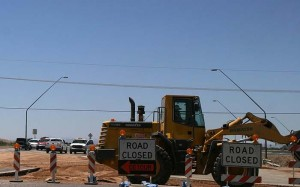 Northwest sees all phases of roadwork