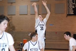 Former Mountain View hoops star making it as a pro