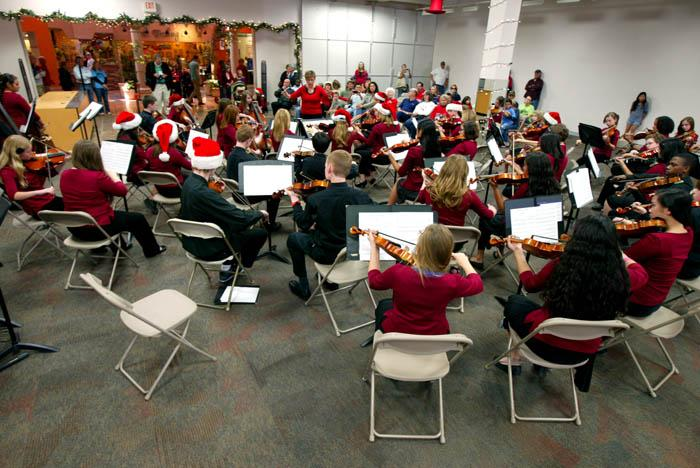 Holiday concert 4