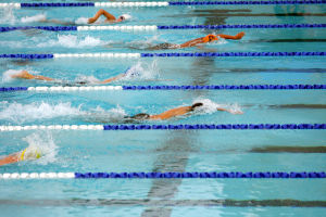 Oro Valley Open Swim Meet: Numerous races took place in Oro Valley during the Oro Valley Open swim meet. - Randy Metcalf/The Explorer