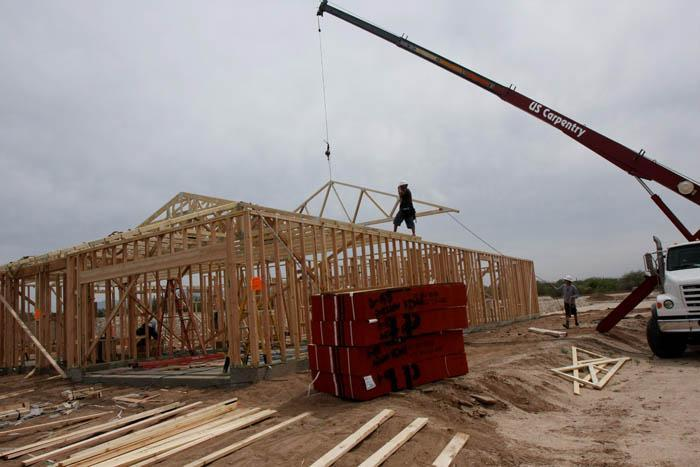 Housing business has seen an early '10 uptick in Northwest