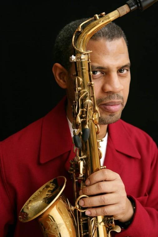 Saxophonist Steve Wilson