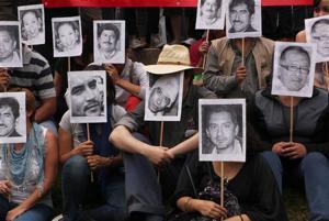 Latin America crime