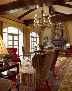 Splendido living room