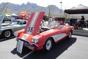Oro Valley Classics Car and Truck Show