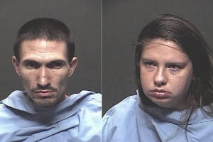 Two Arrested For Child Abuse: Bryan Barker, 29, and Diana Noncheva, 23.