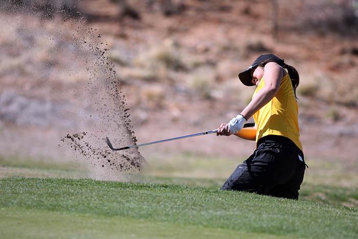 Collegiate golf 2