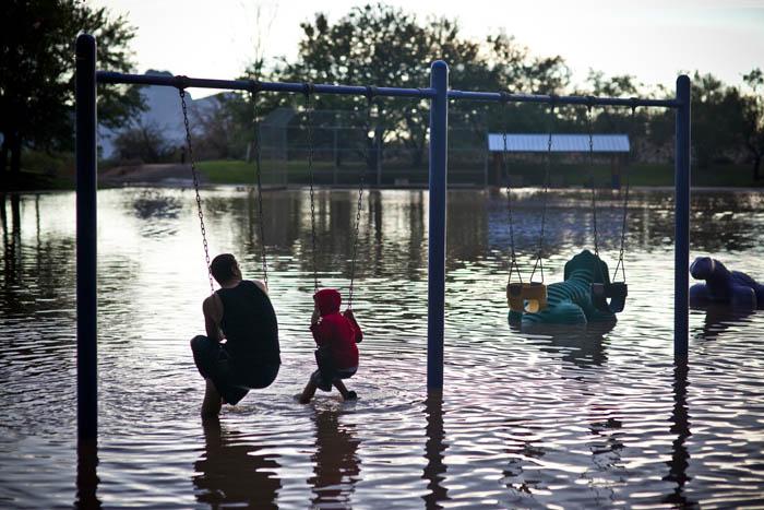 Monsoons hit Oro Valley