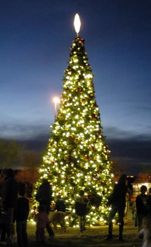Celebrating holidays in Oro Valley