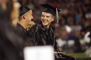 Mountain View Graduation 3