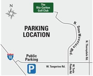Accenture Parking Map