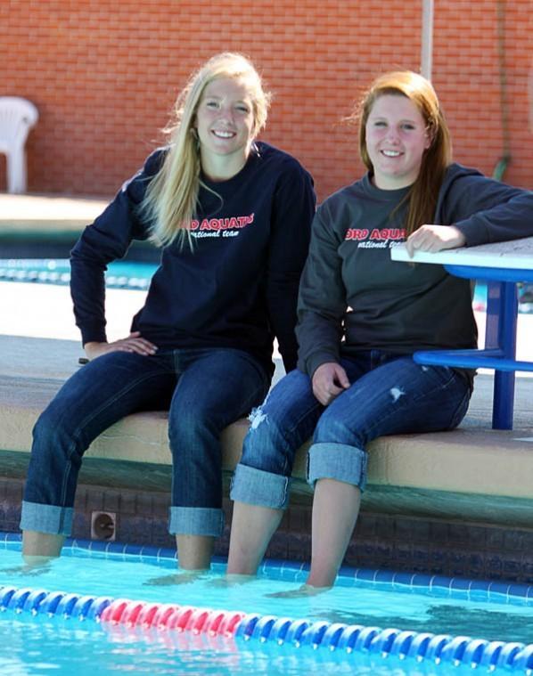 U.S. Olympic Swim Time Trials