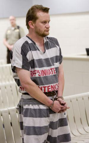 Convicted serial killer