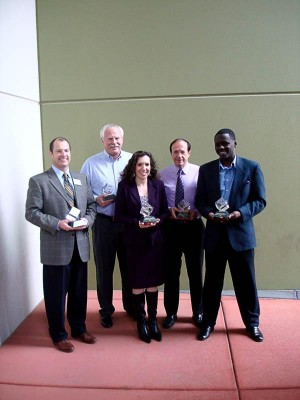 Marana chamber awards to 5