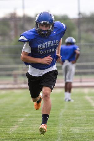 Catalina Foothills High School football