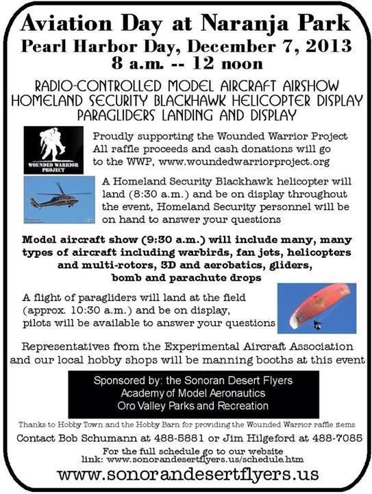 Aviation Day at Naranja Park