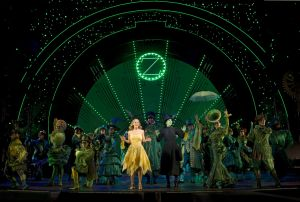 """Wicked: The Broadway hit, """"Wicked.""""  - Courtesy Photo"""
