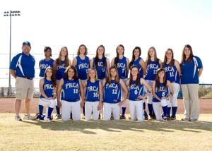 PRCA softball team