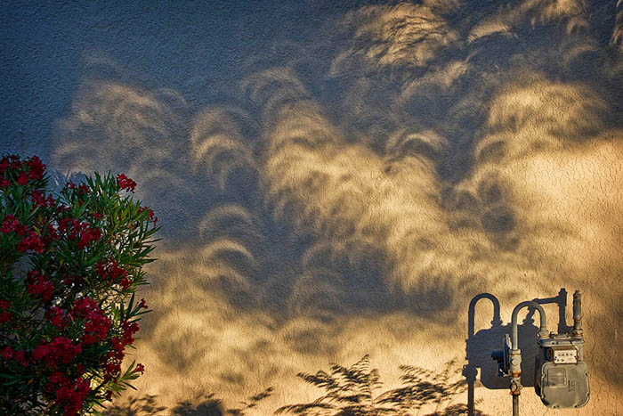 Eclipse reflection