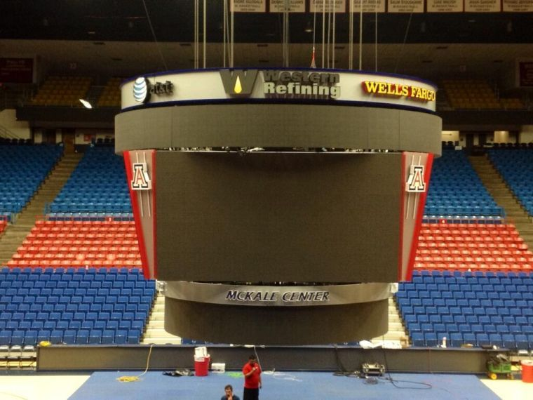 Sports Perspective: McKale makeover a boost