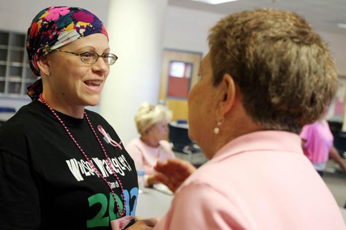 Wilson K-8 School Breast Cancer Support