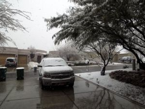Snow Day - Courtesy photo