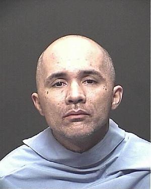 Robbery suspect Sonny Conrad