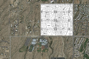 New Development In Oro Valley: The Oro Valley Town Council approved the conceptual site plan for a 118-lot subdivision northeast of Ironwood Ridge High School on April 16.