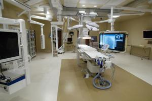 Northwest Hospital surgical wing
