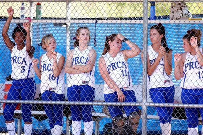 PRCA softball 2
