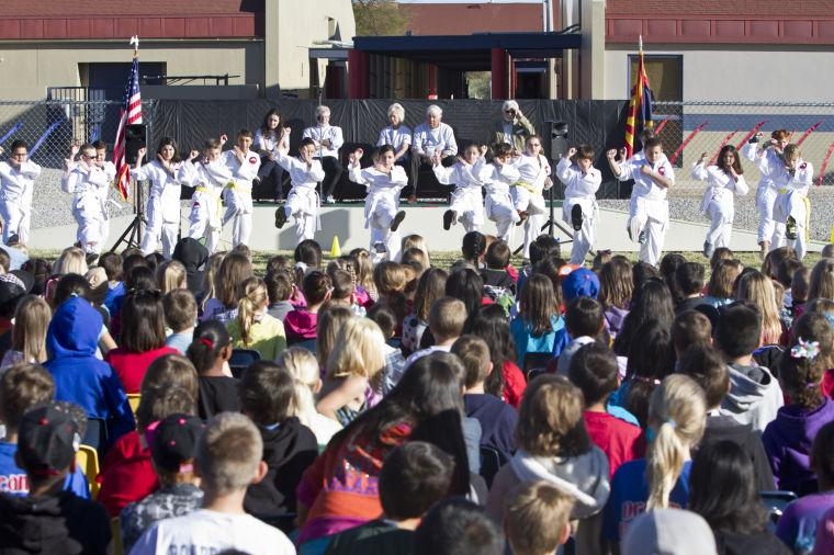 Roadrunner Elementary School's 30th year celebrations