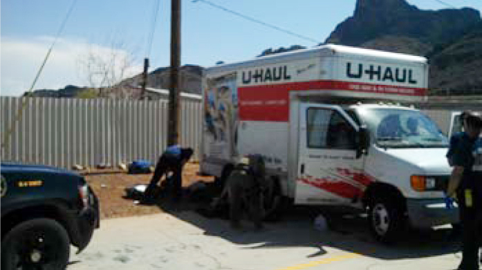 Five Suspects in Custody for Murder Related to U-Haul Case