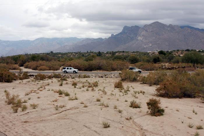 County getting ready to rebuild La Cholla
