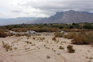 County getting ready to rebuild La Cholla