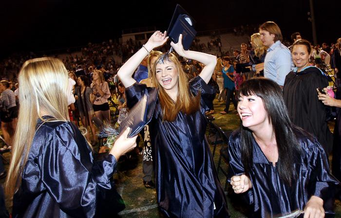Ironwood Ridge graduation 1