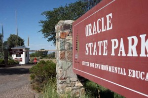 Oracle State Park closes to public