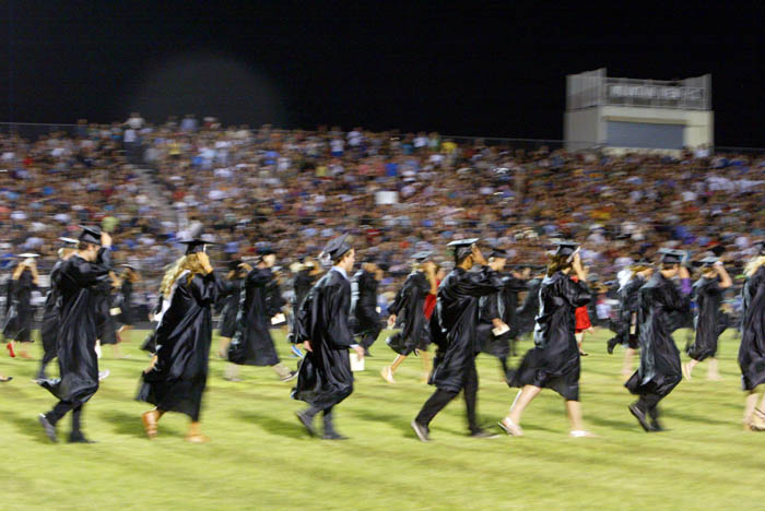 Mountain View High School Graduation
