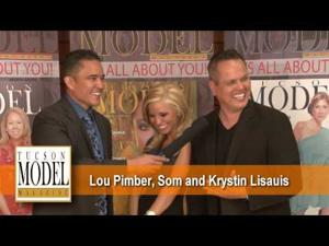 Tucson Model Magazine's host Lou Pimber talks with Som And Krystin Lisaius
